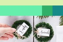 Christmas Gift Diy / Christmas gift ideas, Christmas crafts. Ideas for Christmas decorations to make and craft.