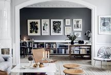 Modern Interiors: Organic / #mixyourmodern use a modern base and layer with organic natural materials, texture and plants for a warm, easy-to-live in home.
