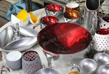 Candle Votives / Super Fine Handicrafts is reputed designer,manufacturer,exporters & trading company in India.We manufacture variety of metal handicrafts as per need and requirements of our clients/buyers. http://www.sfhindia.com