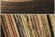 Vinyl / Photographs of vinyl albums and record players... / by Justine McConnell