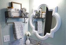 Bathroom Organization & Decor