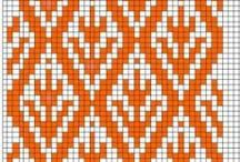 all over pattern