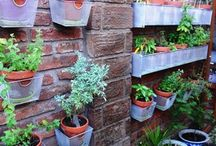 Garten vertikal