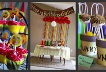Olivia's 1st Birthday