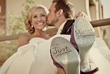 If I ever do it again... / Wedding Ideas / by Mindy Andrus