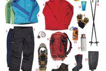 checklist Patagonia