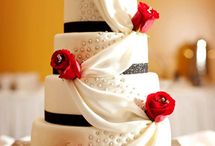 Red Weddings / weddings with a red color scheme