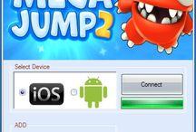 Mega Jump 2 hack iOS Android