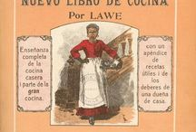 Cocina de convento y abuelas
