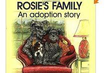 Adoption Books (kids, adoptive families, birthmoms)