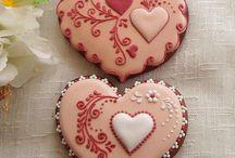 Perníčky Valentýn