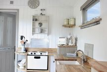 shepherds hut type things