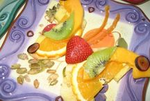 Aunt Sue's Butterfly Collection / Fanciful Flying Fruit — Breakfast to Remember at Oak Street Stations