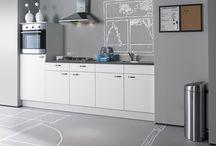 Witte keukens / Bij Küchen Direct houden wij van wit. Een witte keuken is modern en zorgt voor een frisse uitstraling!