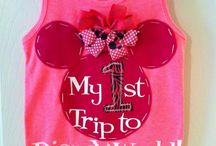 First Family Disney Trip / Collecting ideas of what to DIY for our first family trip to Disney World / by Finnegan and The Hughes