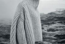 V-knitwear