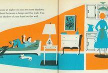 Mid century graphic design