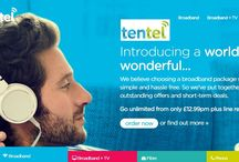 Broadband by TenTel / TenTel - If you're looking for broadband, our hello broadband offers you some of the best broadband bundles available! Simply switch to TenTel as your new internet provider and from just £2.99 per month we'll give you the choice of broadband with either no contract or 6 months and usage allowances ranging from 5GB to UNLIMITED! - FREE router + FREE delivery + FREE connection* - NO contract** or 6 month contract - No cancellation fees #broadband