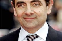Rowan Atkinson / by Stephanie Santos