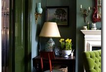 Color Inspiration - Green / by Bassett Furniture