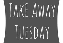 Take Away Tuesday / This is the spot for members of CWA to share any links, information, business tips, resources they've found during the last week. What was this week's biggest take away for your time investment online? If you are on Instagram or twitter, share there too. Use #CWAtaken