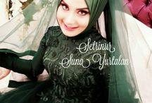 türban tasarımları - saç / hijap design and hair design