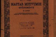 magyar motivumok
