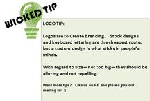 Wicked Tips / Business, Embroidery, Marketing and all around Great Tips and Information