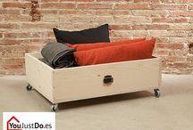Ideas de almacenamiento / Estanterías de bricolaje y almacenamiento para un hogar perfectamente ordenado.