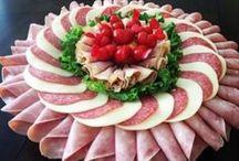 dekoracje jedzenia