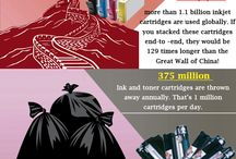 Things you did not know about recycling ink cartridges