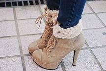 Shoes shoes shoes / by Rachel Lewis