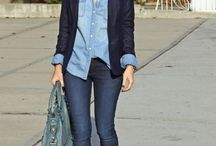 Jeans + jeans