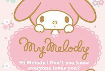 i love my melody