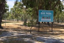 Perth Dog Exercise Parks / Find dog exercise parks that are fully fenced and feature obstacle and agility equipment in Perth
