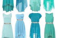 Colour bridesmaid