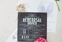 Invitations 2015 / Wedding invitation ideas