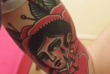 Meine tattoos
