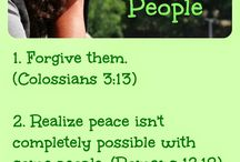 Dealing with people as a Christian