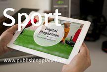 Digital Magazines. Sport / www.magpla.net