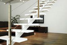 escaleras para casa