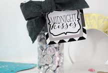New Year's Eve Fun / Best Pinterest ideas for New Year's Eve. New Year's Eve party ideas, food ideas for New Year's Eve.