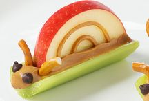 HEALTHY KID FUN FOOD IDEAS / Fun Healthy Kid Food Ideas and Recipes perfect for picky eaters and parties.