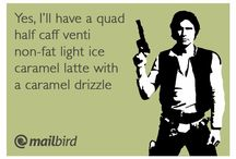 Star Wars / Some ecards for you to share about Star Wars