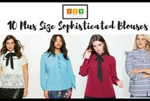 Plus Size Blouses and Tops / Plus Size Blouse and Tops