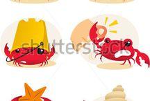 Crab Mobile Game