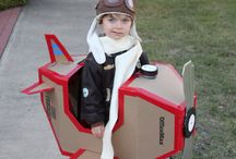 Trash to Treasure Recycled Halloween Costumes