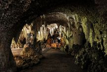 Grottos / Magical and other-worldly grottos and caves