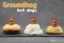 "Ground Hog Day with a TWIST! / Fun ideas, crafts and food to celebrate #GroundHogDay brought to you by TwistOP.com ""Turn your day around!"""
