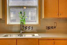 Minneapolis Loft Living / Minneapolis Loft Living Interior Design-- Design Innovation LLC